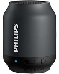 Philips BT50 Wirless Bluetooth Speaker,  black