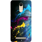 Casotec Kites Design Hard Back Case Cover for Xiaomi Redmi Note 3