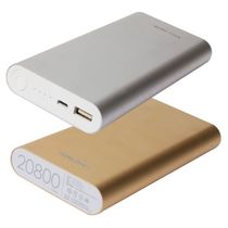 Callmate 20800mAh CM8 Power Bank, multicolor