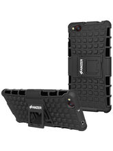 Amzer Hybrid Warrior Case for ZTE Nubia Z9 mini, b...