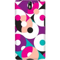 DailyObjects Bubble Geometric Case For OnePlus One