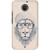 DailyObjects Cool Lion Case For Motorola Moto G2