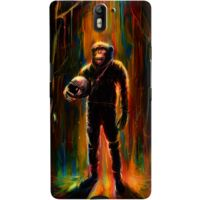 DailyObjects Commander Chimp Case For OnePlus One