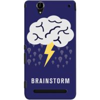 DailyObjects Brainstorm Case For Sony Xperia T2 Ultra