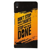 Flashmob Designer Back Cover for Huawei Ascend P6 (3D-ACENDP6-D956)