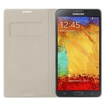 Samsung Flip Cover for Galaxy Note 3 SM-N9000,  beige