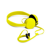 Nokia Coloud Knock Headset,  yellow
