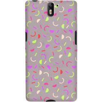 DailyObjects Confetti Green Case For OnePlus One