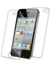 Zagg invisible Shield Apple iPhone 4/4S Full Body (White)