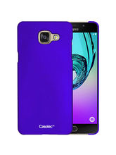 Casotec Ultra Slim Hard Shell Back Case Cover for Samsung Galaxy A5 (2016) - Purple