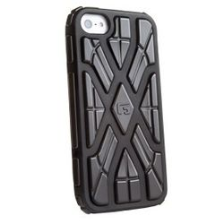 G-Form XTREME Case for iPhone 5,  red black