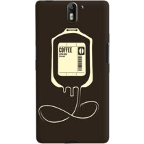 DailyObjects Coffee Transfusion Case For OnePlus One
