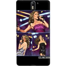 DailyObjects Celine Dion Case For OnePlus One