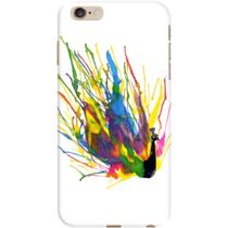 DailyObjects Colorful Peacock Case For iPhone 6 Plus