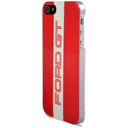 Ford GT Glossy Hard Case Red+ Screen protector for iPhone 5/5S,  blue