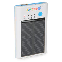 ERD Solar Power Bank 2500 mAh,  white