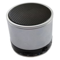 Vizio VZ-BSPKR01 Wireless Bluetooth speaker,  silver
