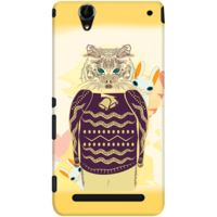 DailyObjects Cat And Rabbits Case For Sony Xperia T2 Ultra