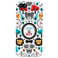 DailyObjects Cute Boy Case for iPhone 5/5S