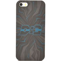 iAccy Dhoom 3 D3 Design Case for iPhone 5/5S, multicolor