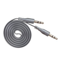 Callone Aux to Aux Cable (Thin), multicolor