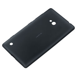 Nokia Lumia 720 Shell Cover CC-1057,  black