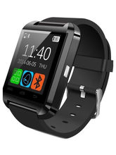 APG Bluetooth A8 Smart Watch (Black)