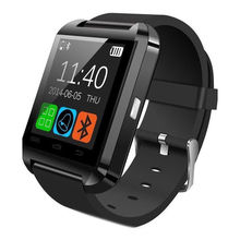 APG Bluetooth A8 Smart Watch,  black