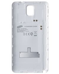 Samsung Wireless Charging Cover for Galaxy Note 3 SM-N9000,  white