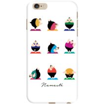 DailyObjects Bright Namaste Case For iPhone 6 Plus