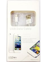 Callone USB Data & Charging Cable, white