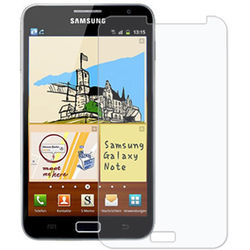 Amzer Super Clear Screen Protector - Samsung Galaxy Note