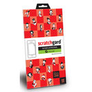 Scratchgard Clear Screen Protector For Lenovo A536,  clear