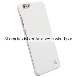 Malmo Texture Covers for iPhone 6 Plus,  white