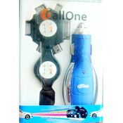 Callone USB Super Car Charger, multicolor