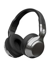 Skullcandy S6HBHY-516 Wireless Headphone (Black And Silver)