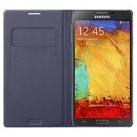 Samsung Flip Cover for Galaxy Note 3 SM-N9000,  blue