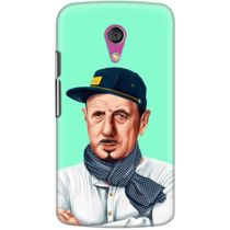 DailyObjects Charles De Gaulle Case For Motorola Moto G2