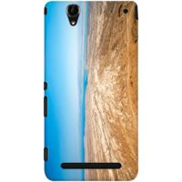 DailyObjects Bosphorus Blue Case For Sony Xperia T2 Ultra