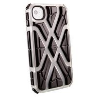 G-Form X-Protect Case for iPhone 4, iceblack