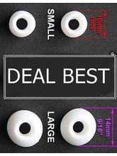 DEAL BEST 20 Soft Silicone Eartips Earbud Earpad H...