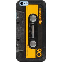 DailyObjects Cassette Yellow Case For iPhone 6