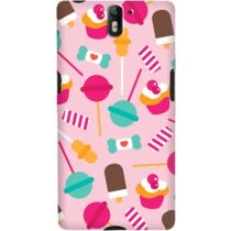 DailyObjects Candy Popsicle Case For OnePlus One