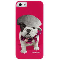 Teo Titi Hard Case for iPhone 5/5S,  red