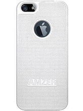 Amzer 94826 Snap On Case-White - iPhone 5 (White)