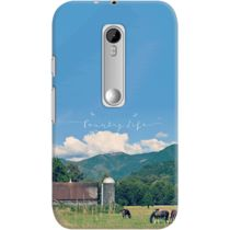 DailyObjects Country Life Case For Motorola Moto G3