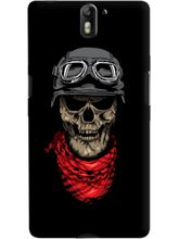 DailyObjects Dark Rider Case For OnePlus One