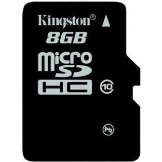 Kingston-8GB-MicroSDHC-Class-10-(48MB/s)-UHS-I-Memory-Card-(With-Adapter)