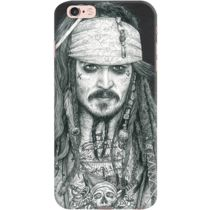 DailyObjects Captain Jack Inked Case For iPhone 6s Plus