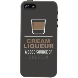 DailyObjects Cream Case For iPhone 5/5S